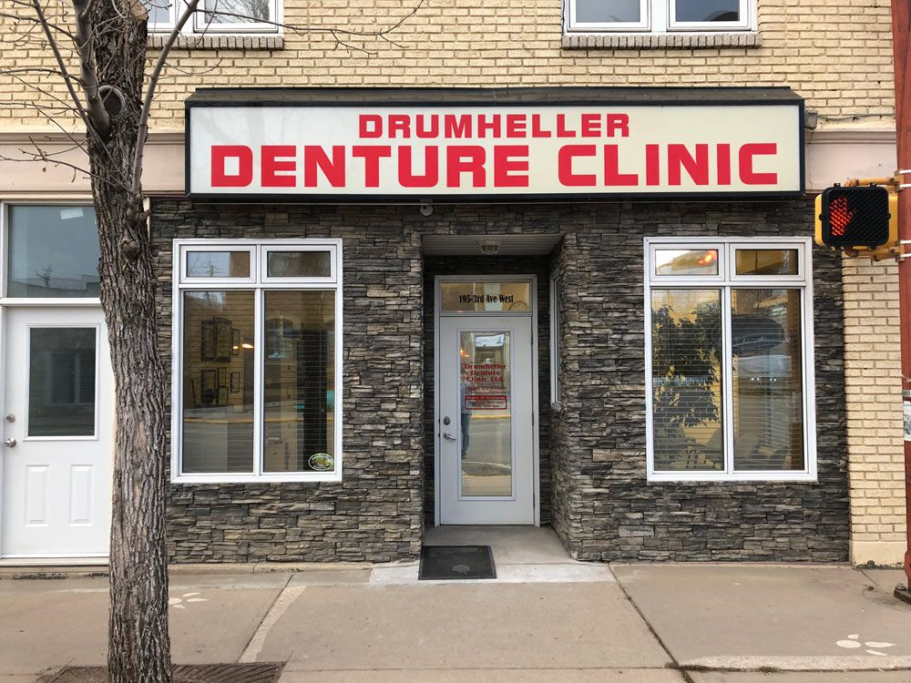 Drumheller Denture offices
